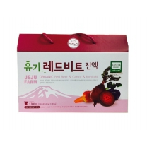 제주농장 유기 레드비트진액(100ML*30포)
