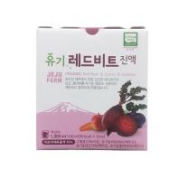 제주농장 유기 레드비트 진액(100ML*10포)