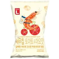 초이스엘 새우칩 토마토&마요맛(130G)