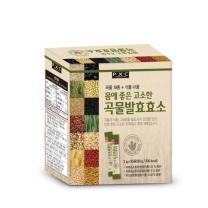 팜크로스 고소한 곡물발효효소(3G*30포)