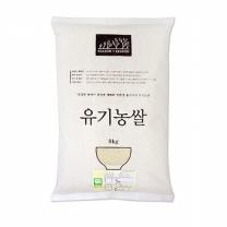 유기농쌀(8KG)