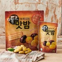 통큰 우리나라맛밤(100G*2입)