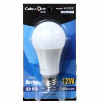 장수 LED 전구 (주광색)(12W)