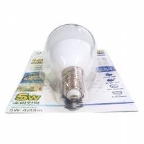 장수램프 LED 미니크립톤 (주광색/E14)(5W)