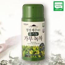 다농원 청정제주 담은 유기농 가루녹차(40G)