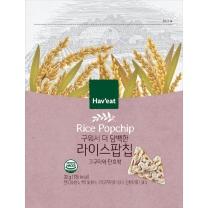 해빗 라이스팝칩 고구마단호박(32G)