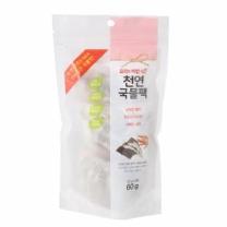천연국물팩 (멸치,다시마,새우)(60g(20g*3봉))