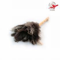 뱀부 타조 깃털 먼지털이개 (S)