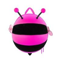 큐티랩 미니 꿀벌가방(핑크)