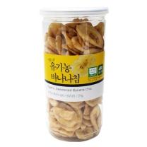유기농 바나나칩(270G)