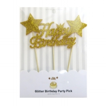 글리터 생일파티 픽