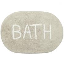 BATH 면 매트 (그레이)(40*60CM)