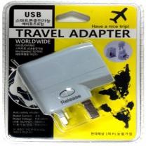 여행용 어댑터 (USB겸용)