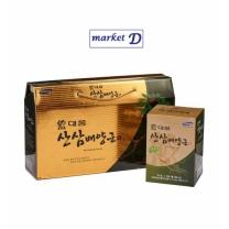 대웅 산삼배양근(70ML*30포) 설선물세트