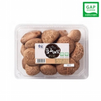 GAP 무농약 표고버섯(300G/팩)