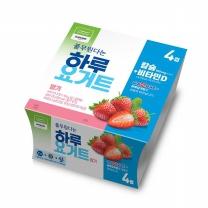 풀무원다논 아이러브요거트(딸기)(80G*4입)