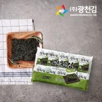 광천 파래 식탁김(10장*20봉)