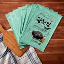 광천김 올리브유 녹차 전장김(25G(6매)*8봉)