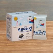 유기농 우리아이김 (천일염)(2G*10입)