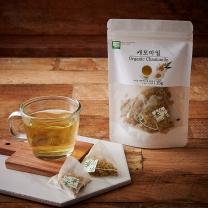 유기농 캐모마일(1.5G*10티백)