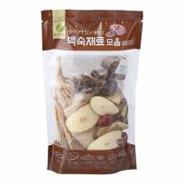 능이버섯이들어간 백숙재료 모음(135G)