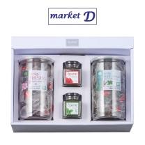 유기농 히비스커스&레몬밤(SET) 설선물세트