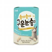 송이송이 구운눈송이 (플레인)(20G)