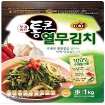 통큰 미니김치 열무김치(1KG)