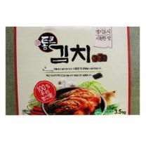 통큰 포기김치 시원한맛(3.5KG)