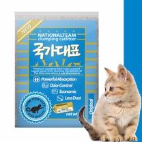국가대표 고양이모래 (오리지널)(7L)