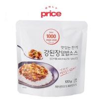Only Price 맛있는 한끼 강된장 덮밥소스(100G)