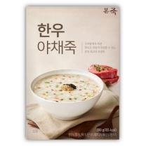 본죽 보양한우죽(300G)