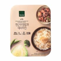 해빗 연근우엉밥과 데리치킨(285G)