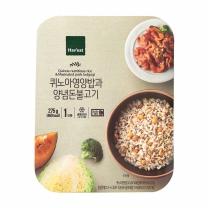 해빗 퀴노아영양밥과 양념돈불고기(275G)