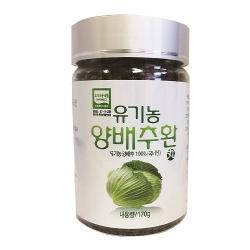 내츄럴참푸드 유기농 양배추환(170G)