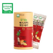 유기농 배도라지 생강대추청(10G*15포)