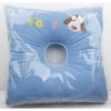 포비 사각 도넛 방석 (블루)