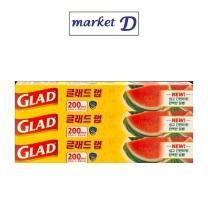 GLAD 글래드랩 기획(30CM*61M*3PACK)