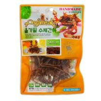 올가밀 수제간식 (돼지반귀)(60G)