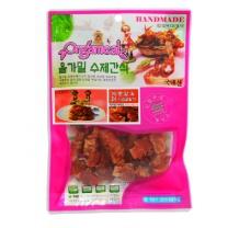 올가밀 수제간식 (게맛살 닭가슴살말이)(75G)
