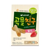 곡물친구 (딸기)(40G)