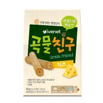 곡물친구 (치즈)(40G)