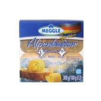 메글 알펜 무가염 버터 (포션)(100G*3입)