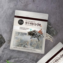 맛있고 건강한 집밥요리비법 멸치해물다시팩(15G*20입)
