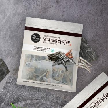 집밥요리비법 멸치해물다시팩<br>(15G*20입)