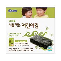 처음먹는 어린이 김(15G)