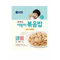 베베쿡 새우&렌틸콩 볶음밥(200G*2입)