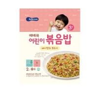 베베쿡 베이컨&퀴노아 볶음밥(200G*2입)