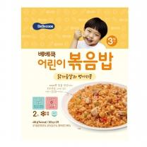 베베쿡 닭가슴살 볶음밥(200G*2입)