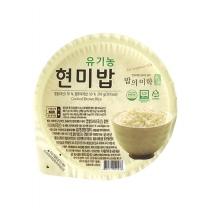 밥의미학 유기농 현미밥(210G)